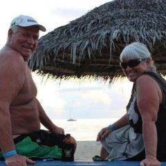 Отель Beachcomber Club Resort Ямайка, Саванна-Ла-Мар - отзывы, цены и фото номеров - забронировать отель Beachcomber Club Resort онлайн фитнесс-зал фото 3