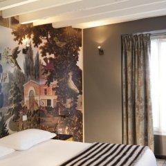 Отель Hôtel Le Notre Dame Saint Michel Франция, Париж - отзывы, цены и фото номеров - забронировать отель Hôtel Le Notre Dame Saint Michel онлайн комната для гостей фото 2