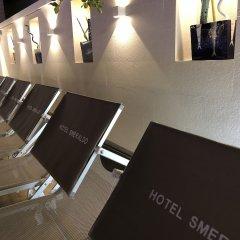 Hotel Smeraldo Куальяно гостиничный бар