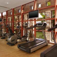 Отель Le Meridien NFis фитнесс-зал