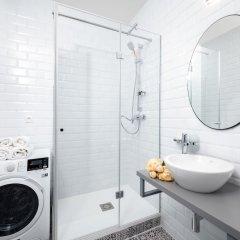 Отель EMPIRENT Garden Suites ванная
