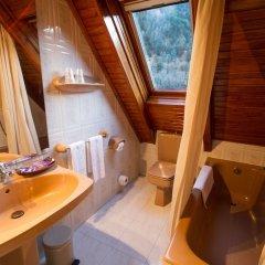 Отель Gran Chalet Hotel Испания, Вьельа Э Михаран - отзывы, цены и фото номеров - забронировать отель Gran Chalet Hotel онлайн ванная фото 2