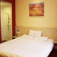 Отель BERLAND Hotel Китай, Сиань - отзывы, цены и фото номеров - забронировать отель BERLAND Hotel онлайн комната для гостей фото 5