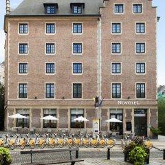 Отель Novotel Brussels Off Grand Place Бельгия, Брюссель - 4 отзыва об отеле, цены и фото номеров - забронировать отель Novotel Brussels Off Grand Place онлайн фото 6