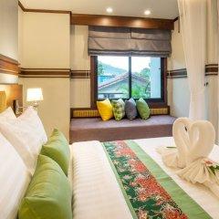 Отель Andaman Breeze Resort комната для гостей