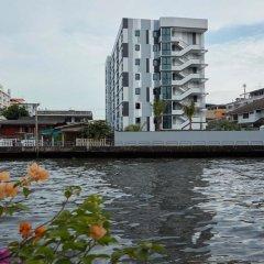 Отель Wattana Place Бангкок приотельная территория