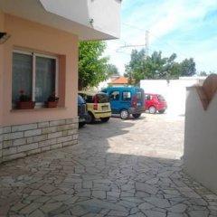 Hotel Villa Cicchini Римини парковка фото 2