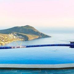 Villa Zirve Турция, Патара - отзывы, цены и фото номеров - забронировать отель Villa Zirve онлайн приотельная территория