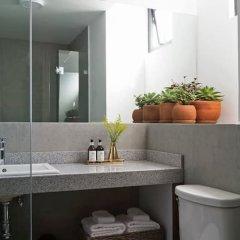 Апартаменты Perfect Modernation Apartment by Mr.W Мехико ванная