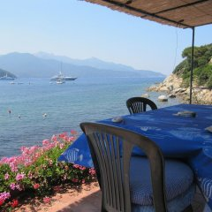 Отель Appartamento Il Sottomarino Проччио пляж