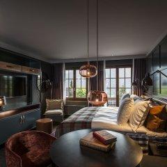 Отель HUUS Gstaad Швейцария, Занен - отзывы, цены и фото номеров - забронировать отель HUUS Gstaad онлайн фото 5