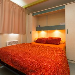 Отель Camping Bungalows El Far комната для гостей