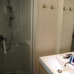 Отель Camping Del Mar Испания, Мальграт-де-Мар - отзывы, цены и фото номеров - забронировать отель Camping Del Mar онлайн ванная фото 2