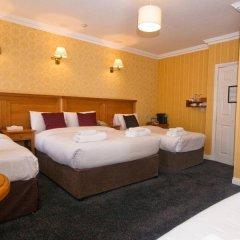 Hotel St. George by The Key Collection 3* Стандартный номер с различными типами кроватей фото 4
