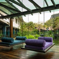 Отель Peace Laguna Resort & Spa Таиланд, Ао Нанг - 2 отзыва об отеле, цены и фото номеров - забронировать отель Peace Laguna Resort & Spa онлайн интерьер отеля