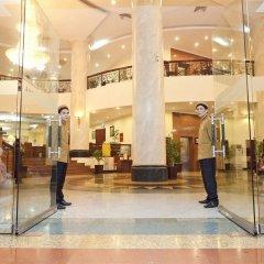 Asean HaLong Hotel интерьер отеля