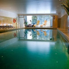 Отель Cresta Швейцария, Давос - отзывы, цены и фото номеров - забронировать отель Cresta онлайн бассейн фото 2