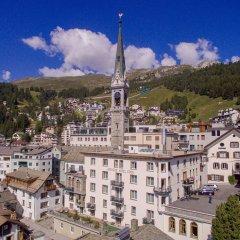 Отель Unique Hotel Eden Superior Швейцария, Санкт-Мориц - отзывы, цены и фото номеров - забронировать отель Unique Hotel Eden Superior онлайн фото 15
