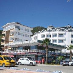 Отель CLASS BEACH MARMARİS Мармарис фитнесс-зал
