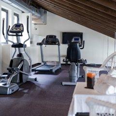 Hotel City Parma Парма фитнесс-зал