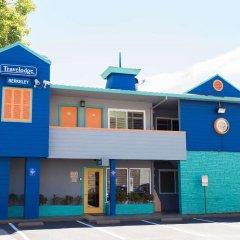 Отель Travelodge by Wyndham Berkeley США, Беркли - отзывы, цены и фото номеров - забронировать отель Travelodge by Wyndham Berkeley онлайн