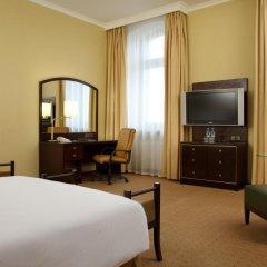 Гостиница Hilton Москва Ленинградская 5* Полулюкс с различными типами кроватей фото 19