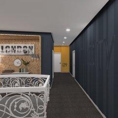 InnCity Hotel by Picnic интерьер отеля