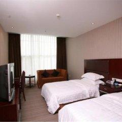 Отель Starway Oriental Relax Hotel Beijing Китай, Пекин - отзывы, цены и фото номеров - забронировать отель Starway Oriental Relax Hotel Beijing онлайн комната для гостей фото 4