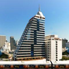 Boulevard Hotel Bangkok балкон