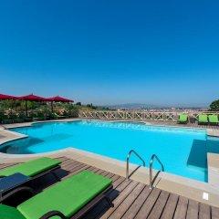 Villa Tolomei Hotel & Resort бассейн