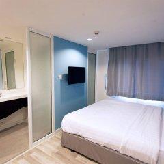 Отель Nantra Ploenchit Бангкок комната для гостей фото 4