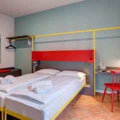 Отель MEININGER Milano Garibaldi комната для гостей