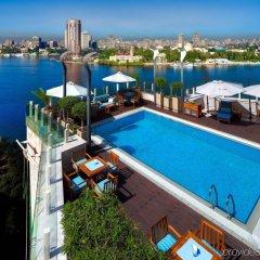 Kempinski Nile Hotel Cairo бассейн фото 2