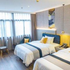 Отель Super 8 Hotel Xiamen Si Ming Nan Lu Xia Da Китай, Сямынь - отзывы, цены и фото номеров - забронировать отель Super 8 Hotel Xiamen Si Ming Nan Lu Xia Da онлайн комната для гостей фото 4