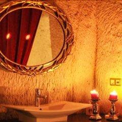 Roca Cappadocia Турция, Ургуп - отзывы, цены и фото номеров - забронировать отель Roca Cappadocia онлайн ванная фото 2