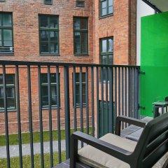 Отель Praga Elegant Studio Польша, Варшава - отзывы, цены и фото номеров - забронировать отель Praga Elegant Studio онлайн балкон