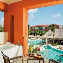 Отель Now Garden Punta Cana All Inclusive Доминикана, Пунта Кана - 1 отзыв об отеле, цены и фото номеров - забронировать отель Now Garden Punta Cana All Inclusive онлайн бассейн