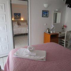 Hotel Milos удобства в номере