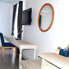 Отель Flipper Lodge Паттайя удобства в номере фото 2