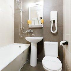 Гостиница Дом Апартаментов Тюмень ванная