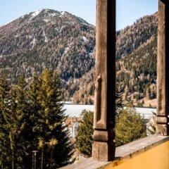 Отель Villa Waldkonigin Горнолыжный курорт Ортлер балкон