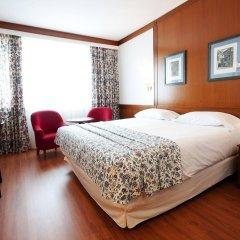 Отель Santemar Испания, Сантандер - 2 отзыва об отеле, цены и фото номеров - забронировать отель Santemar онлайн комната для гостей фото 3