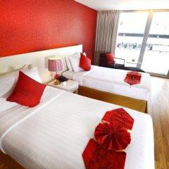 I Residence Hotel Silom комната для гостей фото 2