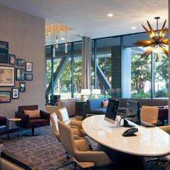 H Hotel Los Angeles, Curio Collection by Hilton интерьер отеля