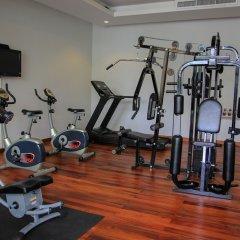 Отель Malisa Villa Suites фитнесс-зал