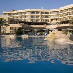 Отель Venus Beach Hotel Кипр, Пафос - 3 отзыва об отеле, цены и фото номеров - забронировать отель Venus Beach Hotel онлайн пляж