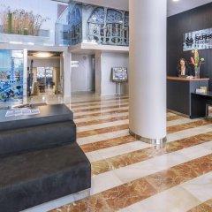 Отель SERHS Carlit Испания, Барселона - 4 отзыва об отеле, цены и фото номеров - забронировать отель SERHS Carlit онлайн интерьер отеля фото 2