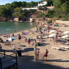 Fiesta Hotel Tanit - All Inclusive пляж