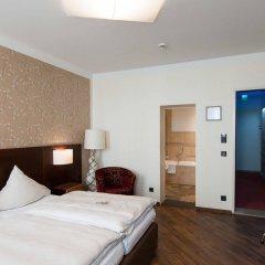 Hotel Deutsche Eiche комната для гостей