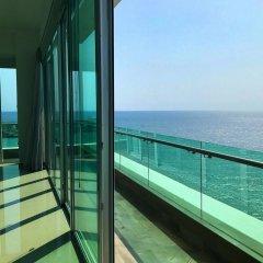 Отель Torre M1413 K by LATAM Vacation Rentals Масатлан балкон